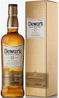 Dewar's Scotch 15 Year The Monarch...